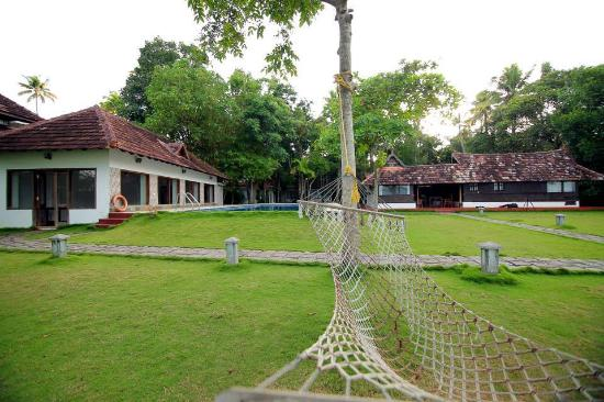 Shanthitheeram Lakeside Heritage Resort