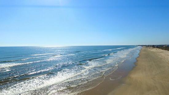 เซิร์ฟไซด์บีช, เท็กซัส: Beautiful beach