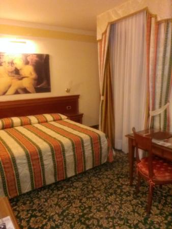 Hotel Abano Terme Cristoforo: Junior suite