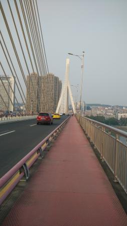 Yichang, الصين: This is Yilling Bridge.