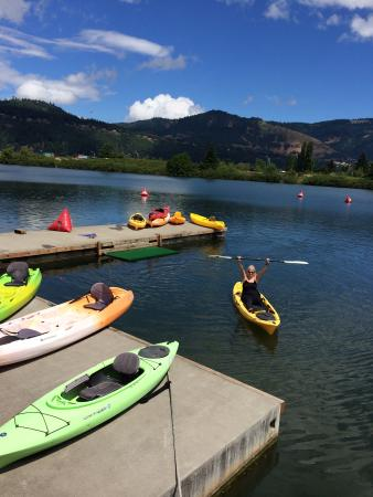 Gorge Paddling Center