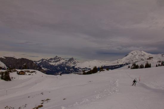 Skigebiet Betelberg: Langlaufen auf anspruchsvollen Loipen