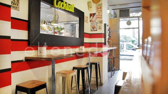 Gran Torino Garage Bar: vista