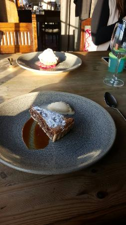 Whitstable, UK: Superb food