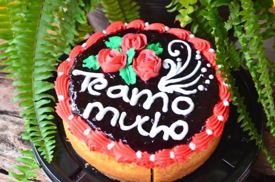 Lukumbe: Delicioso pastel para disfrutar en restaurant café lukumbe puerto vallarta