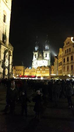 Sights in Prague