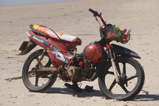 Phan Thiet, Wietnam: Η μηχανη του ψαρα