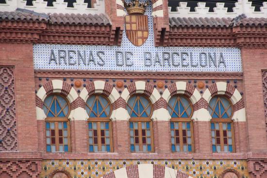 Barselona İli, İspanya: Las Arenas