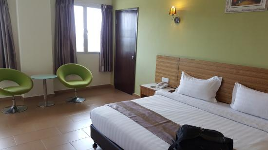 Teluk Intan, Malasia: Spacious room