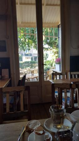 Amerongen, Paesi Bassi: Le petit déjeuner