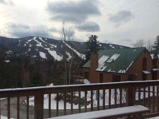 The Townhomes at Bretton Woods: View from the Deck