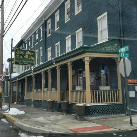 The Pub On Main