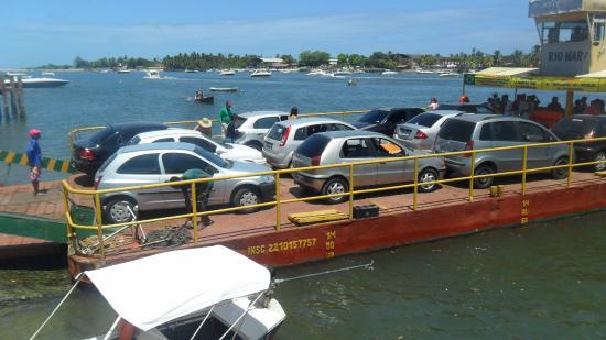 Nova Cruz, PE: esta barça esta em nova crus e lva as pessoas para Marinha farinha lindo o lugar todo turista va