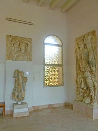 Cartagine, Tunisia: в музее