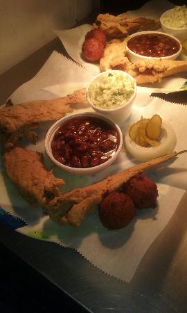 Bossman's Seafood