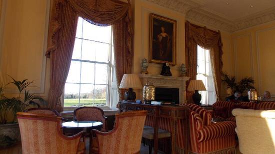 Colerne, UK: Afternoon Tea Room - Drawing Room