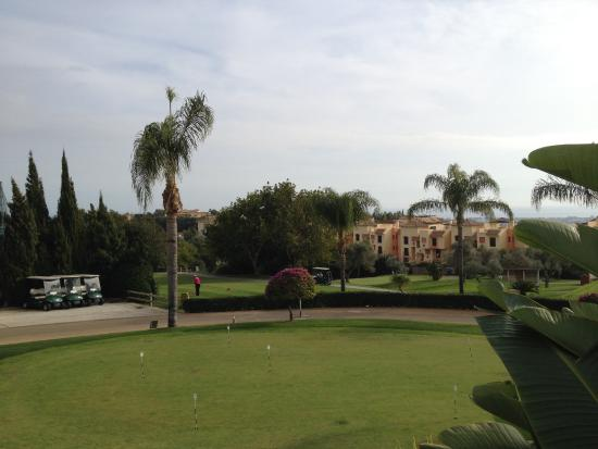 Benahavis, Espagne : Mooie golfclub