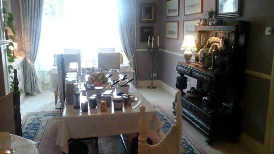 Йол, Ирландия: Breakfast Room