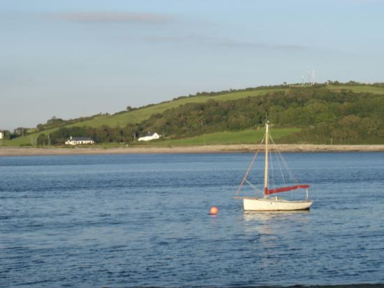 Youghal, ไอร์แลนด์: Harbour View