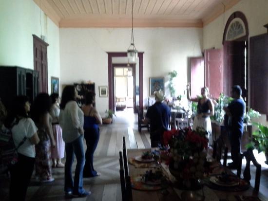 Monteiro Lobato, SP: Sala de refeições