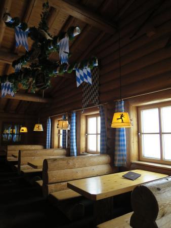 Gletscherrestaurant Sonnalpin Zugspitze