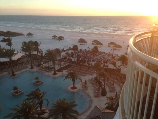 pool ocean view from room 819 picture of jw marriott marco island rh tripadvisor com
