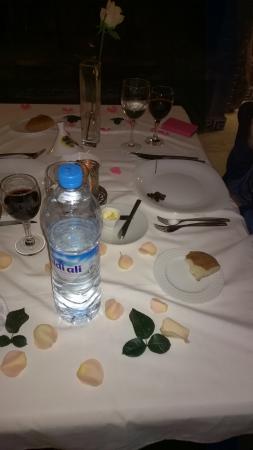 Riad Dar Anika: il tavolo