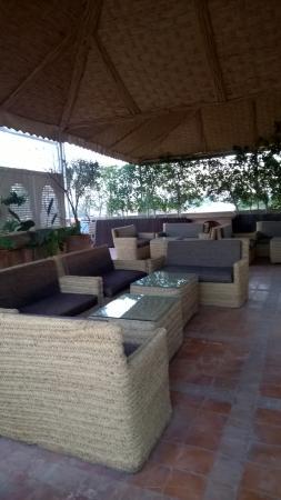 Riad Dar Anika: la terrazza