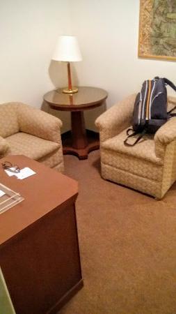 Maria Angola Hotel: Só aqui funciona mesmo o wifi.