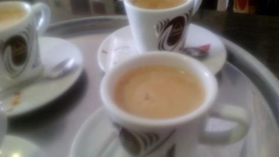 Ayamonte, Spagna: The best coffee.El mejor cafe