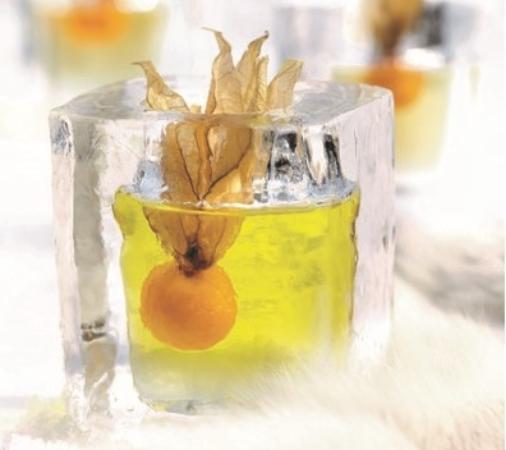 Wendake, Canada: Gin ungava - Bar de glace