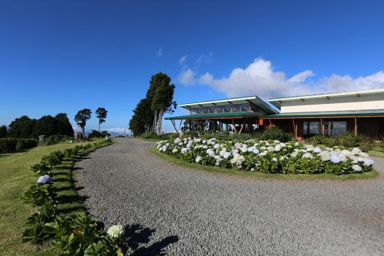 Naranjo, Costa Rica: Hotelankunft