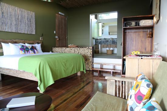 Naranjo, Costa Rica: Recibidor Suits
