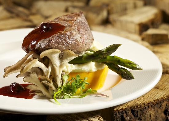 Wendake, Canada: Restaurant La Traite