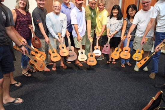 San Clemente, Kalifornia: Ukulele Lessons - 3rd Tues of month @ SHACC