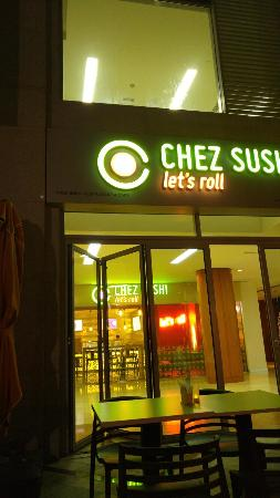 Chez Sushi - Business Bay