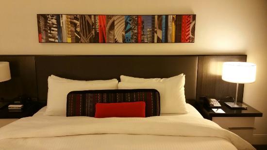 Loews Philadelphia Hotel : My stay at Loews Philadelphia