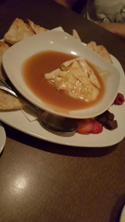 North Canton, OH: Salted caramel brie