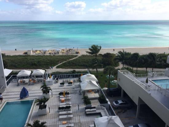 Hilton Cabana Miami Beach Ocean Front