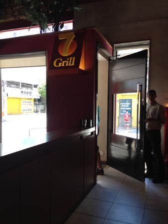 Entregas 7 Grill