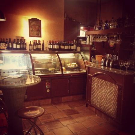 Ristorante Pizzeria Candido: Ingresso