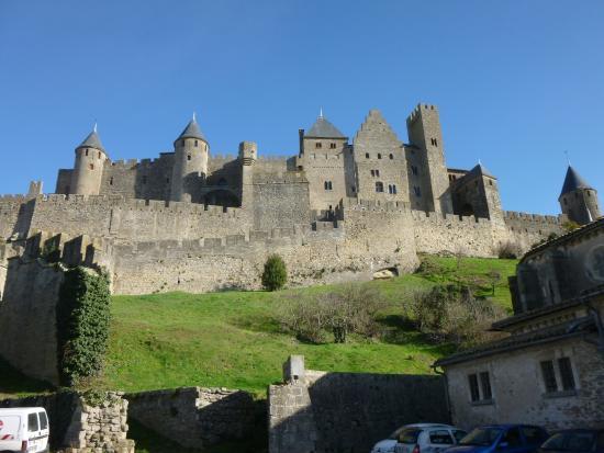 picture of chateau et remparts de la cite de carcassonne carcassonne tripadvisor. Black Bedroom Furniture Sets. Home Design Ideas