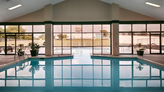 Frankfort, KY: Indoor Pool