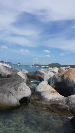 Cruz Bay, St. John: Devil's Bay
