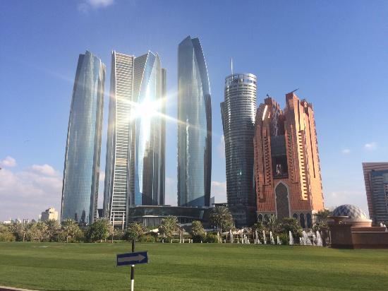 Jumeirah at Etihad Towers Photo