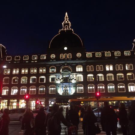Copenhagen Region, Dinamarca: notturno