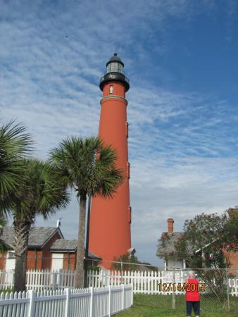Ponce Inlet, Floride : lighthouse and grounds