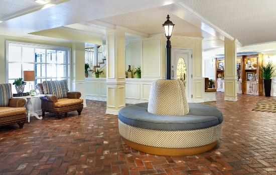 Boardwalk Inn: Lobby
