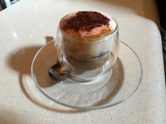 Martano, Italia: Fantastico - Espressino - per un'ottima colazione.