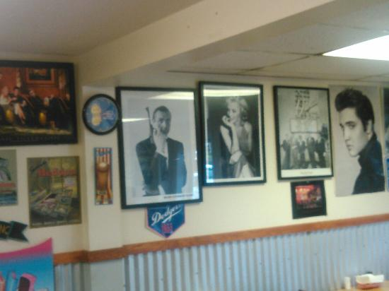 """Tubby's Famous All American Subs: Some interior shots from """"Tubby's"""" Sub shop in Vero Beach, Fla"""